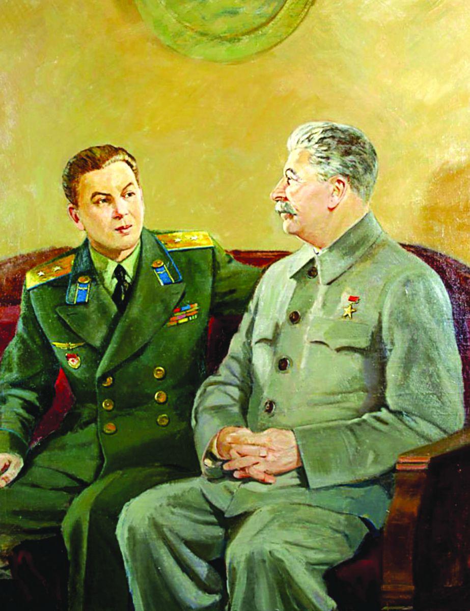 Василий Сталин: биография, личная жизнь, жены, дети 94