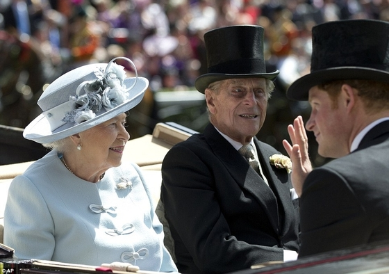 Скачки, которые не может пропустить даже королева